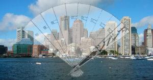 Boston skyline (public domain)