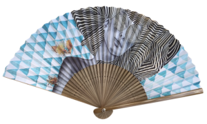 """Fine & Folded Hand Fan Co - Lela Brunet, """"EnergizeHer"""""""